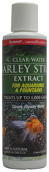 Barley Straw Extract 6oz (12 Treatments per Bottle)