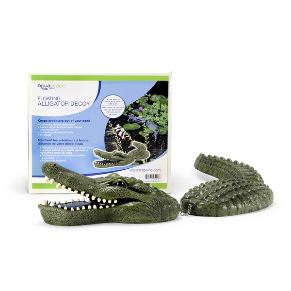 Aquascape Floating Alligator