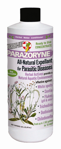 Microbe-Lift Parazoryne Ready-to-Use Concentrate 16oz.