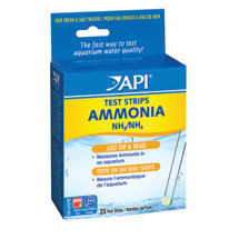 API Ammonia Test Strips #33D