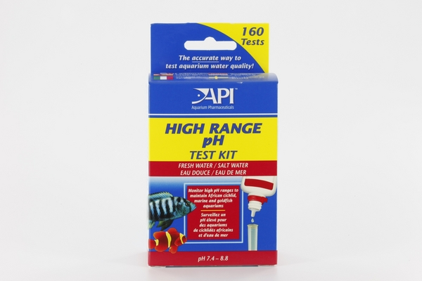 PondCare High Range pH Test Kit  #27