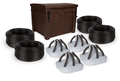 Atlantic Complete Shallow Water Aeration System w/ 4 Diffusers
