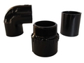 Black Schedule 40 PVC Fittings