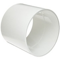 White Schedule 40 PVC Fittings